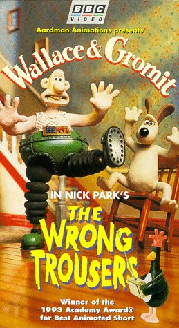 Wallace & Gromit:
