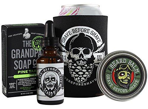 GBS Complete Beard Gift Pack (original)