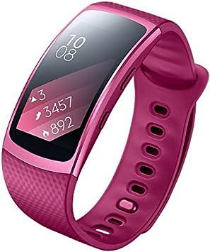 Samsung Gear Fit 2 SM-R360 - Smartwatch de 1.5 (4 GB, 1 GHz, 512 ...