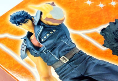 Fist of the North Star premium figure Kenshiro Ultimate Scenery vol.1 Violent Emotion animation prize Sega by Sega (Image #1)