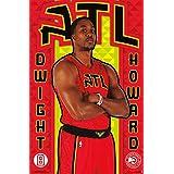 "Trends International Atlanta Hawks Dwight Howard Wall Poster 22.375"" x 34"""
