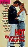 Hot Summer Nights, Elizabeth Chandler, 0553566717