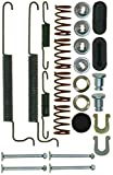 ACDelco 18K2478 Professional Rear Drum Brake Spring Kit with Springs, Pins, Retainers, Washers, and Caps