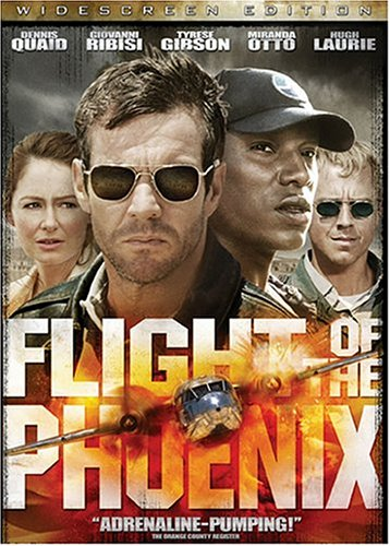 Flight Of The Phoenix [2004] [WS] [Sensormatic] (Dubbed, Subtitled, Dolby, Digital Theater System, Widescreen)