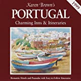 Karen Brown's Portugal, Cynthia Sauvage and Clare Brown, 0930328817