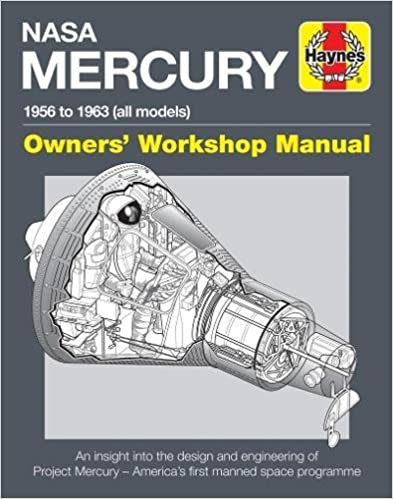 NASA Mercury Americas first manned space programme : An insight into the design and engineering of Project Mercury all models 1956 to 1963