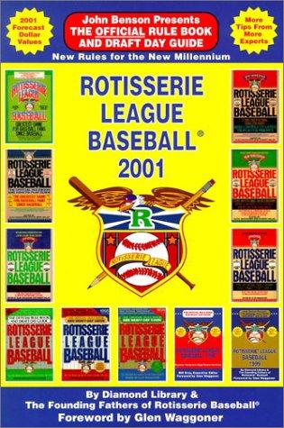Rotisserie League Baseball (Rotisserie League Baseball: Official Handbook & A to Z Scouting Guide)