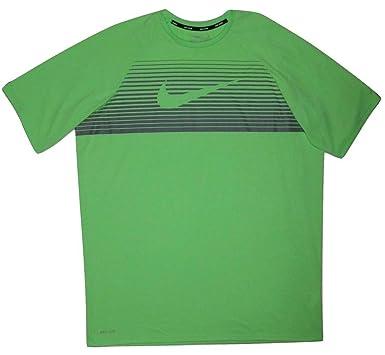 5e294f40 Amazon.com: Nike Men's Big & Tall Dri-Fit Swim Hydroguard T-Shirt ...