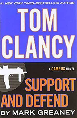book cover of Support and Defend