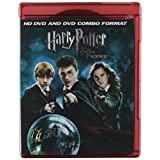 Harry Potter and the Order of the Phoenix (Combo HD DVD and Standard DVD) by Helena Bonham Carter