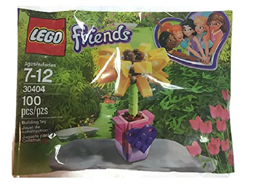 Review LEGO Friends 30404 Daisy