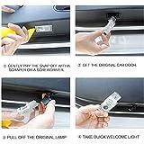 2X Ultra-Bright LED Ghost Shadow Lights Car Door