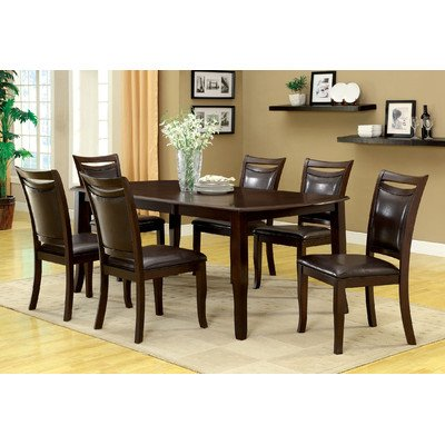 Carnadine 7 Piece Dining Set