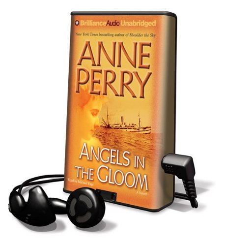 Angels Gloom Earbuds Playaway Fiction product image