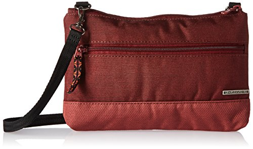 Dakine 610934174243 Jacky Purse Shoulder Bag, Burnt Rose, One Size