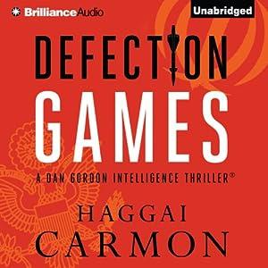 Defection Games Audiobook