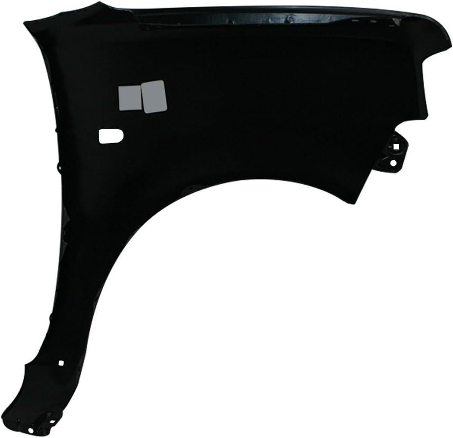Titanium Plus Autoparts 2004-2006 Compatible With SCION xB Front Left Driver Side Fender SC1240102