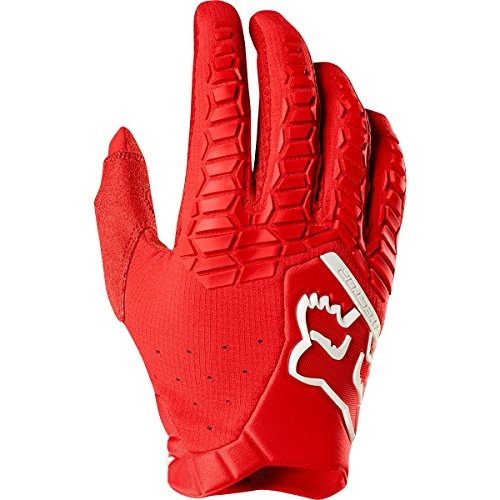 2019 Fox Racing Pawtector Gloves-Red-L