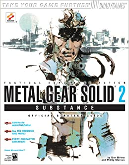 Metal gear solid: prima's official strategy guide: elizabeth.