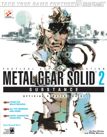 metal gear solid 1 strategy guide - 5