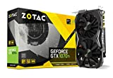 ZOTAC GeForce GTX 1070 Ti MINI 8GB GDDR5 256-bit Super Compact Gaming Graphics Card IceStorm Cooling, Metal Backplate, LED Lit ZT-P10710G-10P