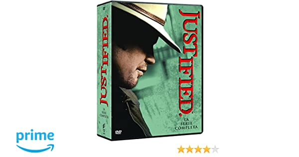 Justified (Megapack Serie Completa) [DVD]: Amazon.es ...