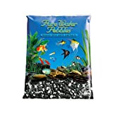 Worldwide Pure Water Pebbles Aquarium Gravel, 5-Pound, Salt and Pepper