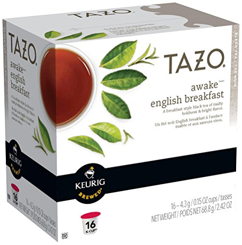 Tazo Awake Tea - 16 ct