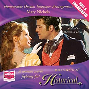 Honorable Doctor, Improper Arrangement Audiobook