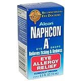 Naphcon-A Allergy Relief Eye Drops - .5 fl oz