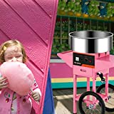Cotton Candy Machine cart -Nurxiovo Electric