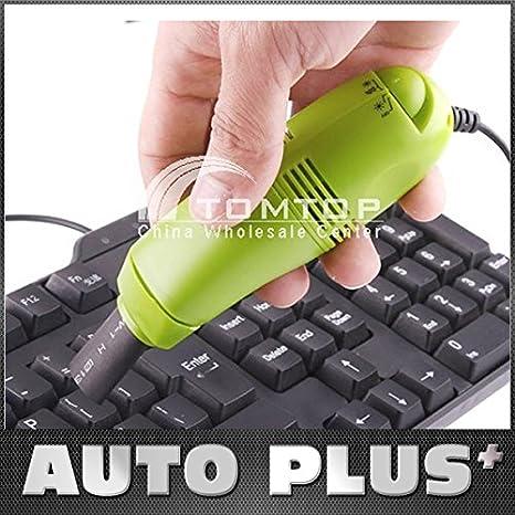 preadvisor (TM) Mini teclado USB aspirador para la limpieza de PC portátil ordenador de sobremesa Colector de polvo – Set de accesorios para: Amazon.es: Electrónica