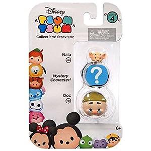 Disney Tsum Tsum Series 4 Nala & Doc 1″ Minifigure 3-Pack