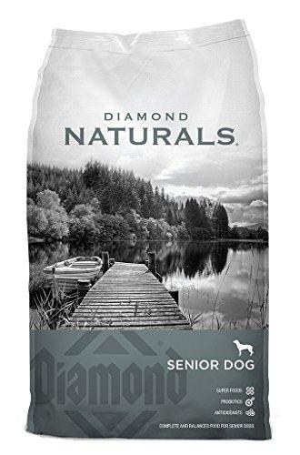 Diamond Naturals Senior Dogs Formula, 35 Pound Bag