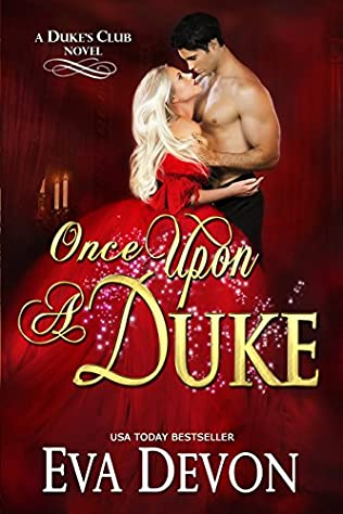 book cover of Once Upon A Duke