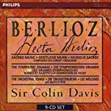 Berlioz: Sacred Music, Symphonic Dramas, Orchestral Songs
