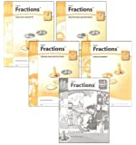 Key to Fractions Books 1-4, plus Answers and Notes