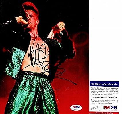 Amazon.com: Vanilla Ice Autographed Signed Rapper - Actor ...