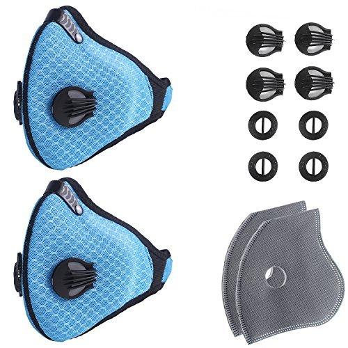 Пейнтбол Unigear Activated Carbon Dustproof/Dust Mask