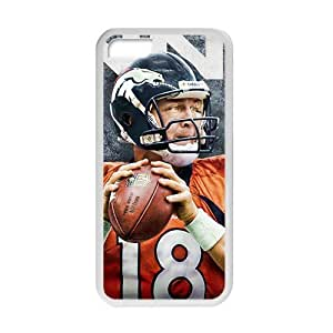meilinF000RMGT Peyton Manning Denver Broncos NFL White Phone Case for iphone 6 4.7 inchmeilinF000