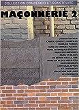 Image de Maçonnerie (Tome 2-Mortiers, murs, isolations, cloisons)