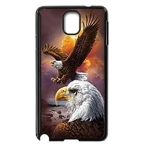 [Tony-Wilson Phone Case] For Samsung Galaxy NOTE4 -IKAI0446673-Cute Eagles