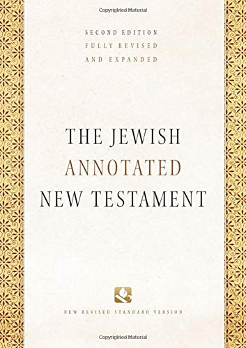 The Jewish Annotated New Testament by Oxford University Press