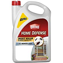 Ortho Home Defense MAX Insect Killer Spray for Indoor and Home Perimeter Refill, 1.33-Gallon