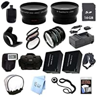 Advanced Professional Kit: for Panasonic Lumix DMC-G6 SLR Camera