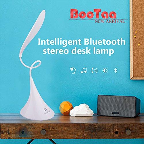 Bootaa LED Desk Lamp, Dimmable Touch Sen - 20