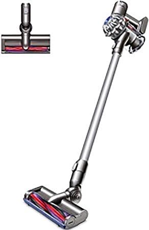 Dyson V6 Slim Aspirador Inalámbrico, Plástico, Amarillo: Amazon.es: Hogar