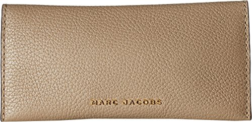 Marc Jacobs Women's The Grind Slim Open Face Wallet Light Slate One Size by Marc Jacobs