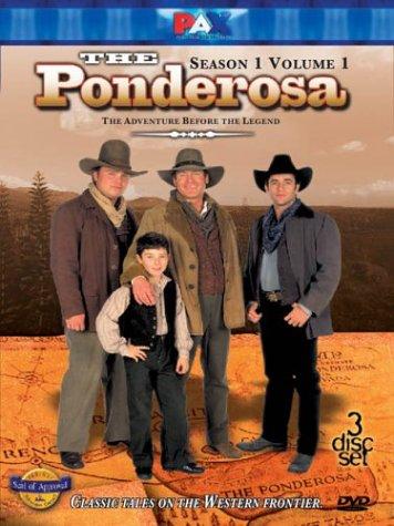 The Ponderosa: Season 1: Vol. 1 - Prequel to the TV Classic Bonanza by Pax