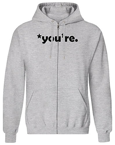 Tu'e Zipper Mens For your'e Cotton Large Soft 100 Men Pullover Clothing Jumper Hoodie OaTHxwrOq